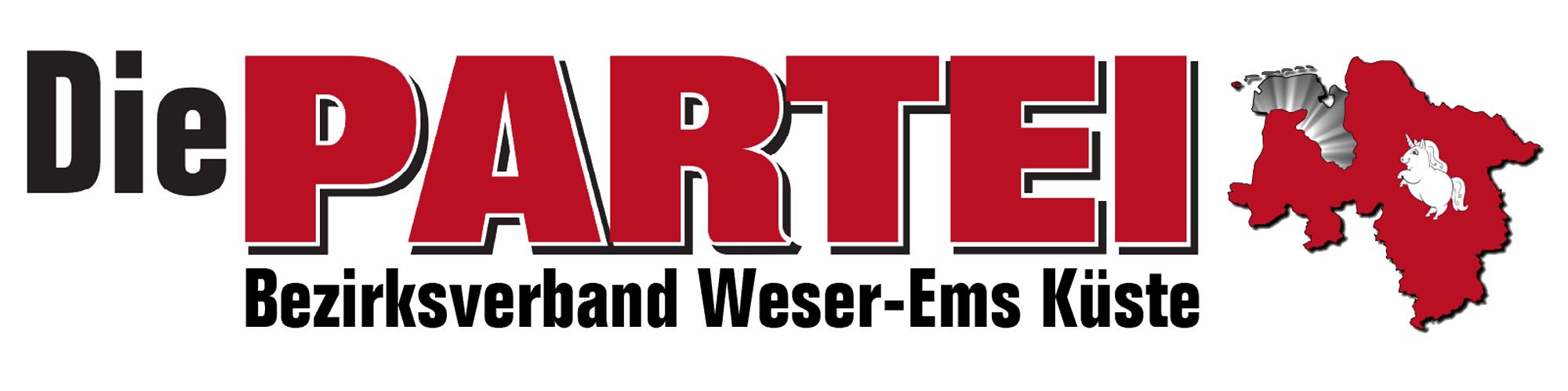 Die PARTEI Weser-Ems Küste